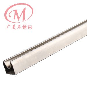 Stainless Steel Fluted Square Tube 05