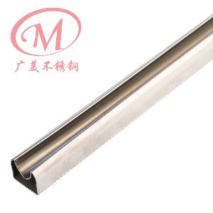 Stainless Steel Fluted Square Tube 06