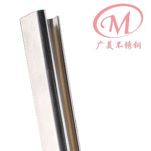 Stainless Steel Fluted Square Tube 07