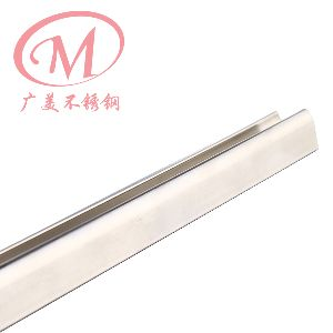 Stainless Steel Fluted Square Tube 10