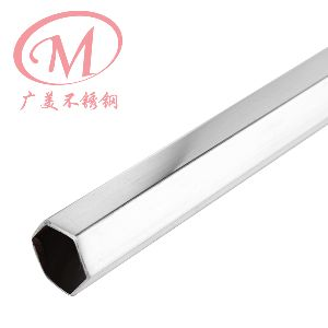 Stainless Steel Hexagonal Tube 01