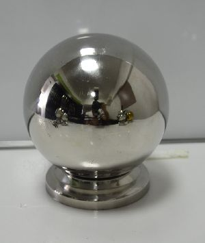Stainless Steel Knob 01