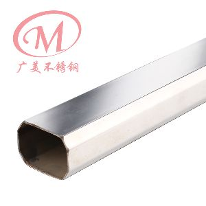 Stainless Steel Octagonal Tube 01