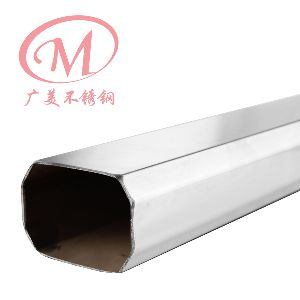 Stainless Steel Octagonal Tube 02
