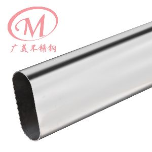 Stainless Steel Oval Tube 02