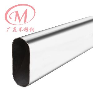 Stainless Steel Oval Tube 03