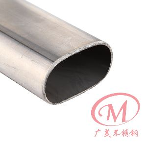 Stainless Steel Oval Tube 04