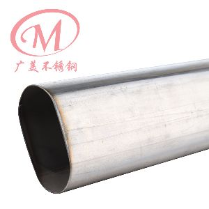 Stainless Steel Oval Tube 05