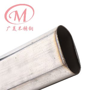 Stainless Steel Oval Tube 06