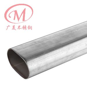 Stainless Steel Oval Tube 07