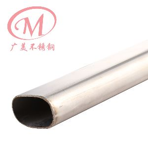 Stainless Steel Oval Tube 08