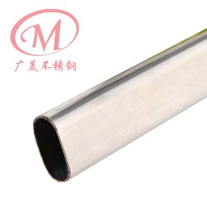 Stainless Steel Oval Tube 09