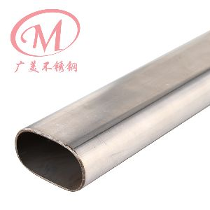 Stainless Steel Oval Tube 10