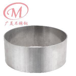 Stainless steel large diameter pipe