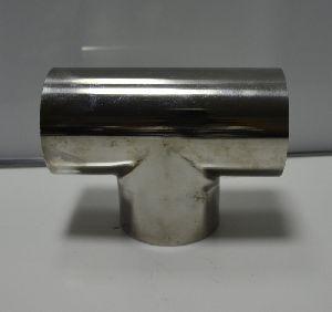 Stainless Steel Pipe Tee 01