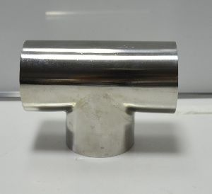 Stainless Steel Pipe Tee 05