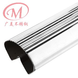 Stainless Steel Special Shaped Tube 01