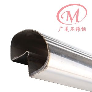 Stainless Steel Special Shaped Tube 02