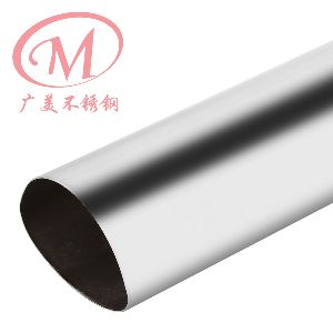 Stainless Steel Special Shaped Tube 06