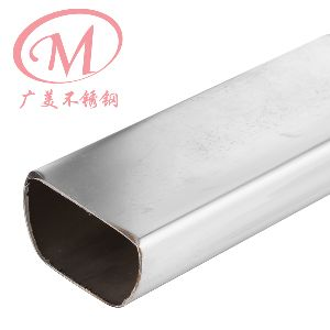 Stainless Steel Special Shaped Tube 08