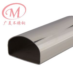 Stainless Steel Special Shaped Tube 09