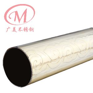 Stainless Steel Spiral Tube 02
