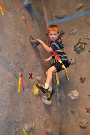 Climbing Rides
