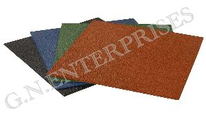 GBS-01 Rubber Floor Tile