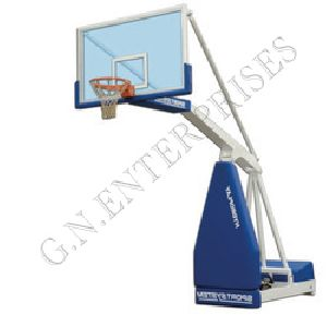 Portable Basketball Poles