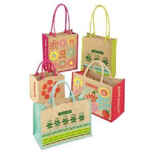 Jute Gift Bag 02