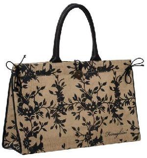 Jute Gift Bag 03