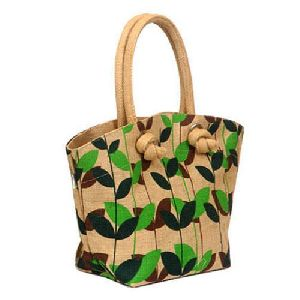 Jute Gift Bag 04