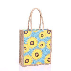 Jute Gift Bag 06
