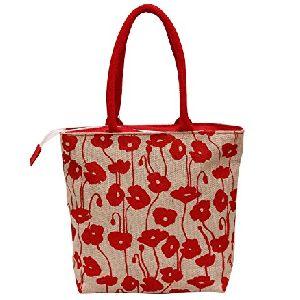 Jute Gift Bag 08