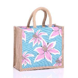 Jute Gift Bag 09