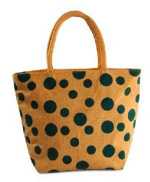 Jute Gift Bag 11