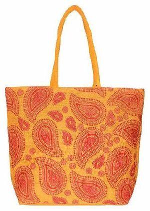 Jute Gift Bag 12