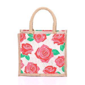 Jute Gift Bag 14
