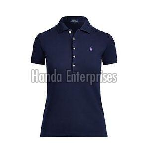 Ladies Polo T-Shirt 02