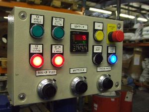 Electrical Control Panel 01