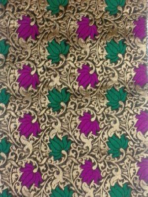 Brocade Fabric 01