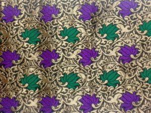 Brocade Fabric 02