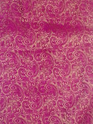 Brocade Fabric 03