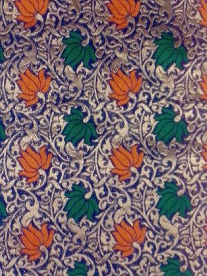 Brocade Fabric 11