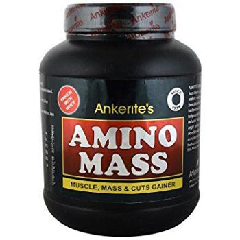 Ankerite Amino Mass Gainer