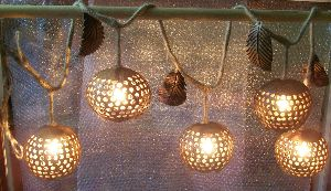 coconut shell lighting