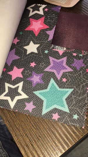 6 X 3 Printed Bag Fabric