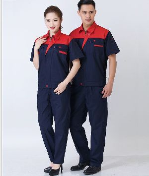 Factory Staff Uniforms
