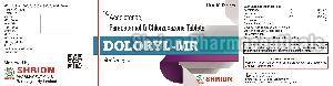 Doloryl-MR Tablets