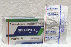 Doloryl-P Tablets